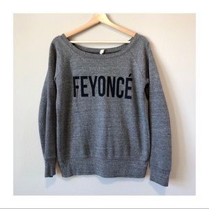Tops - EUC | Feyoncé Light Sweatshirt